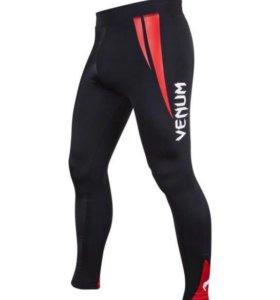 Компрессионные штаны Venum Challenger Spats