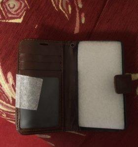 Чехол книжка на айфон 4s