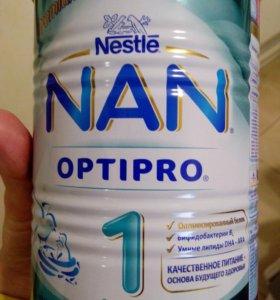 Детская смесь NAN 1 с рождения