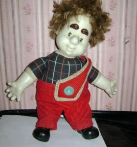 Кукла времен СССР