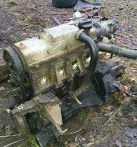 Двигатель с кпп