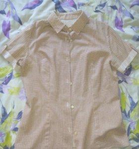 Блузка, рубашка, джинсы