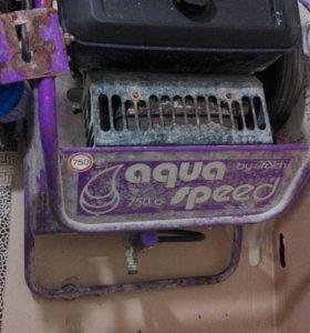 Продам Аппарат высокого давления Agua speed 750 B