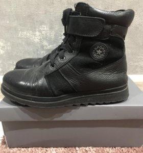 Зимние ботинки 38