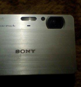 Камера Sony cyber-shot dsc-t700