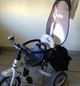 Велосипед Трехколесный Lexus Trike (Белый)