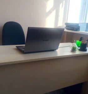Стол офисный Defo