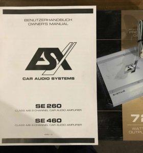 Усилитель ESX SE-460