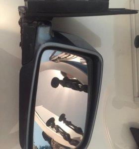 Зеркало правое Mitsubishi Lancer 9 оригинал