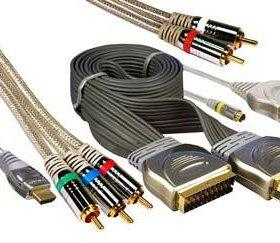 Шнуры RC, Jack, HDMI, Scart, USB, телефонный ассор