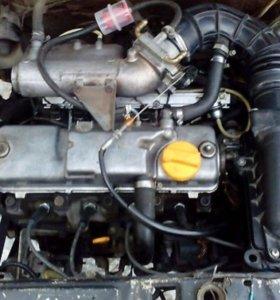 Двигатель ваз 2111 инжектор