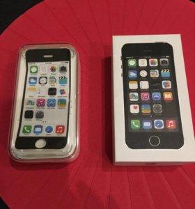 Коробки для iPhone 5c и 5s