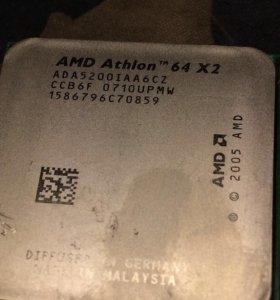 Процессор am2 athlon 5200+ 2.6gh