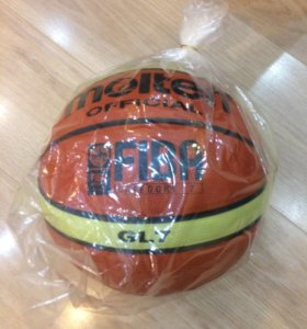 Мяч Molten gl7, костюм Спартак баскетбол!52 размер