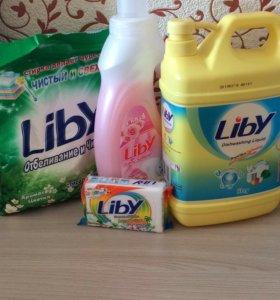Бытовая химия ( Liby )