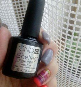 Shellac CND 7.3 ml новый