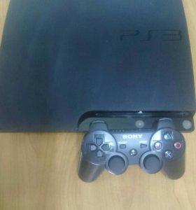 Sony PS 3 15 игр (250 Gb)