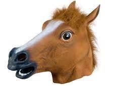Маска коня