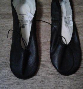 балетки для танцкв
