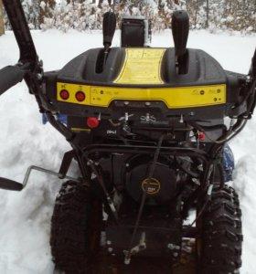 Снегоуборочная машина Champion st7011e
