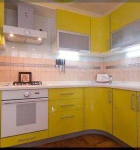Кухонный гарнитур массив