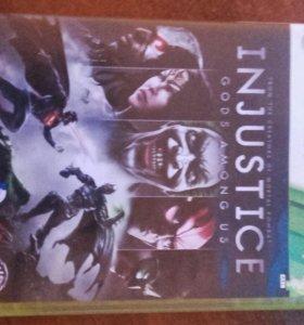 Игра для xbox 360 Injustice