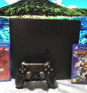 PS4 slim 500Гб