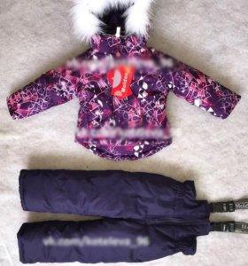 Комплект зимний Moldos новый