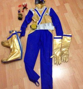Маскарадный костюм power ranger