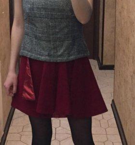 Тёплое платье 😍
