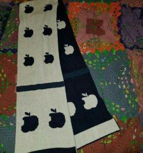 Курта и шарф