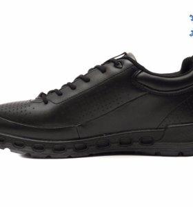 ❄️Зимние ботинки Ecco Cool/кожа/мех/GoreTex☃+🎁