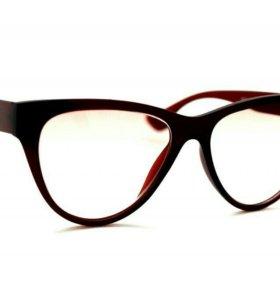 Новые очки. -5,5 на оба глаза