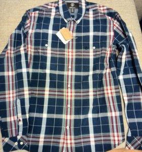 Новая рубашка Timberland