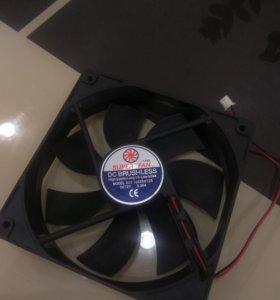 Вентилятор для корпуса Super Fan 120mmx120mm