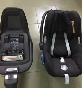 Кресло детское в машину maxi cosi + 2wayFix