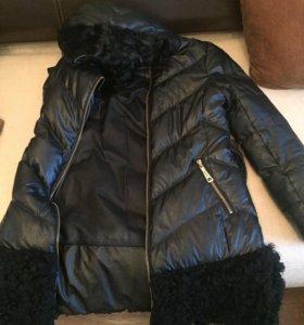 Зимняя куртка / пальто / пуховик