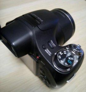 Цифровой фотоаппарат SONY.Giber shot DSC H400
