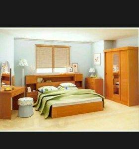 Спальный гарнитур бу