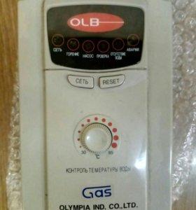 Пульт управления газового котла Olimpia OLB 250 Gs