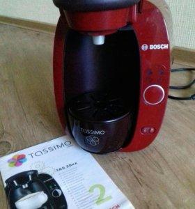 Кофеварка кофемашина tassimo