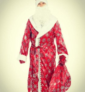 Карнавальный костюм Дед мороз.Снегурочка