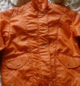 Куртка новая весна-осень