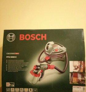 Краскопульт(краскораспылитель) Bosch PFS 5000E
