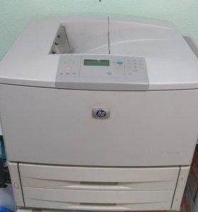 Принтер HP 9050