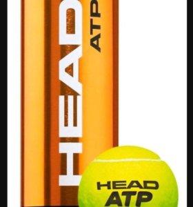 Теннисные мячи HEAD ATP