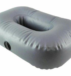 Сиденье надувное пуфик овальный (65x45 см)