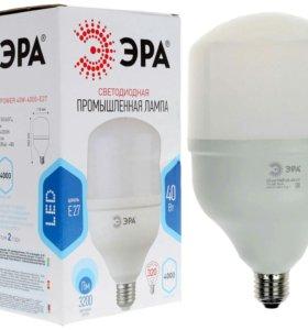 LED - лампа ERA 40W E27 3200lm