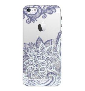 Кейс Art Boho для iPhone 5/5S/SE
