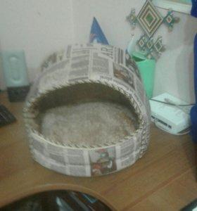 Дом для кошечки